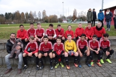 C1-Junioren Herbstmeister