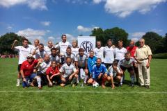 FC 09 Überlingen wird Süddeutscher Vize-Fußballmeister Ü40-2016 !