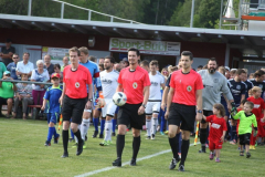 Rückspiel gegen FC Königsfeld